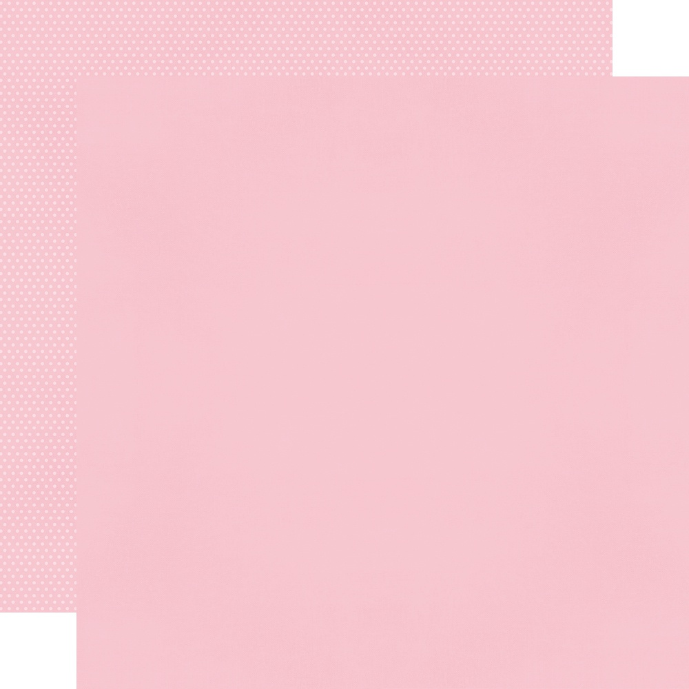 Simple Stories Color Vibe Double-Sided Cardstock 12X12-Peony
