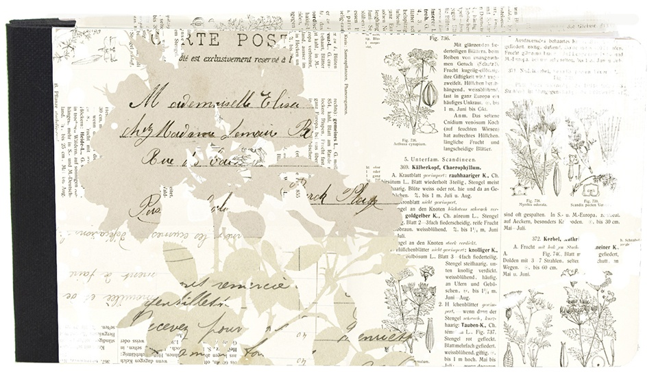 Simple Stories Sn@p! Flipbook 4X6-Simple Vintage Cottage Fields