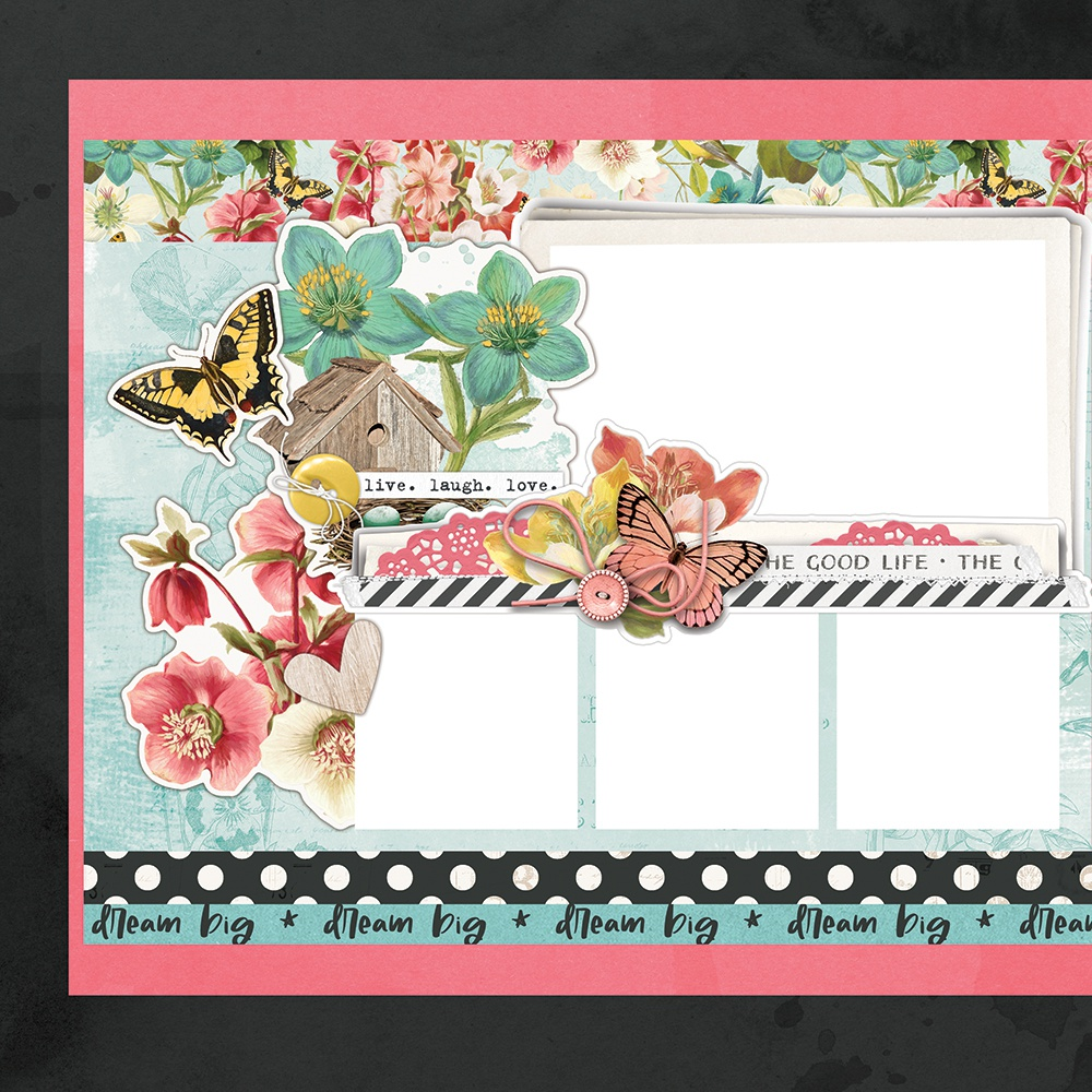 Simple Stories Simple Pages Page Kit-Dreamer