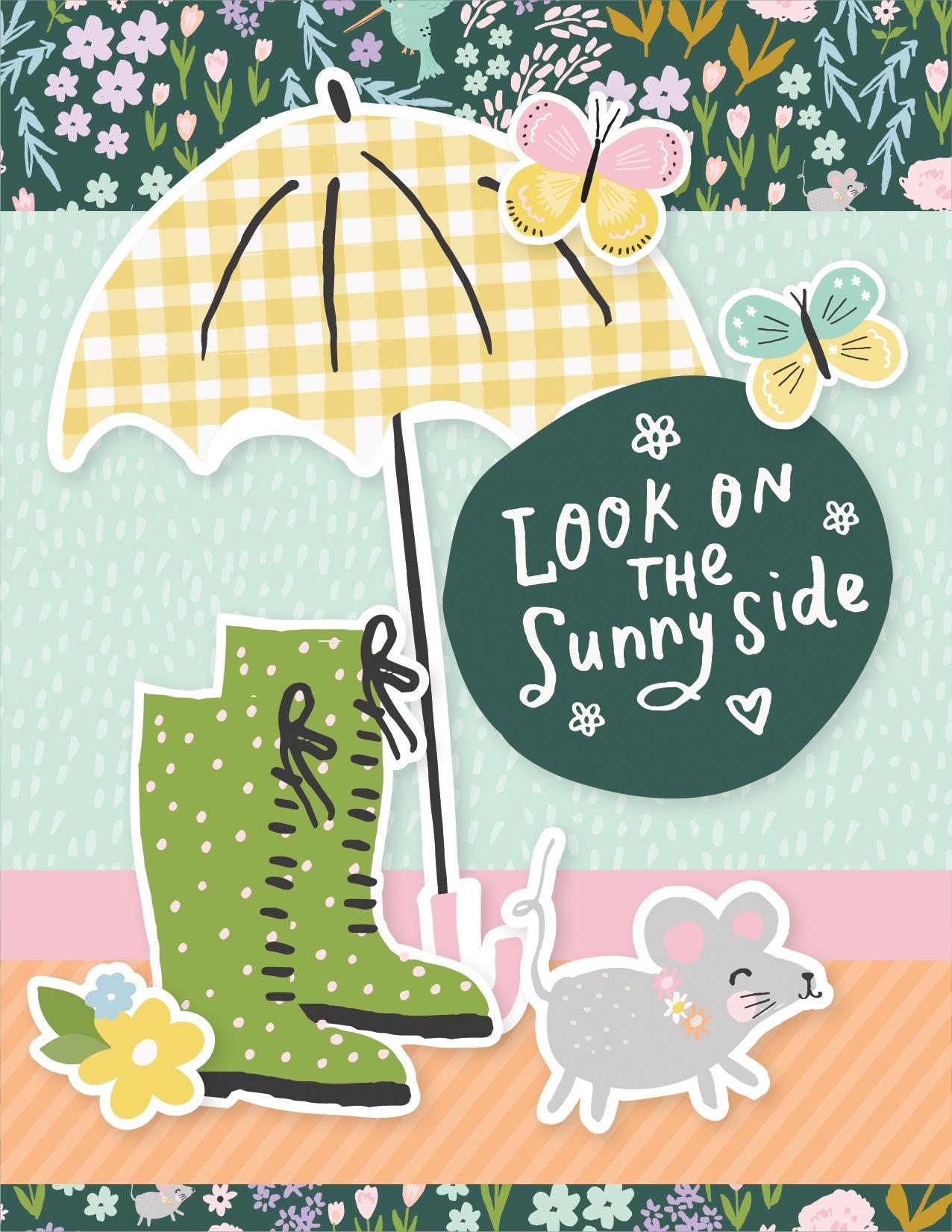 Simple Stories Simple Cards Card Kit-Sending Sunshine