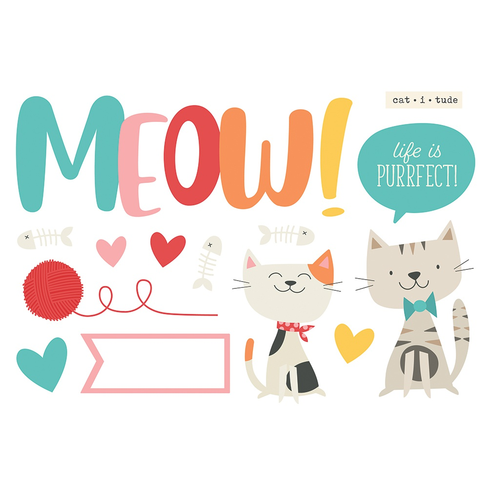 Simple Pages Page Pieces - Meow