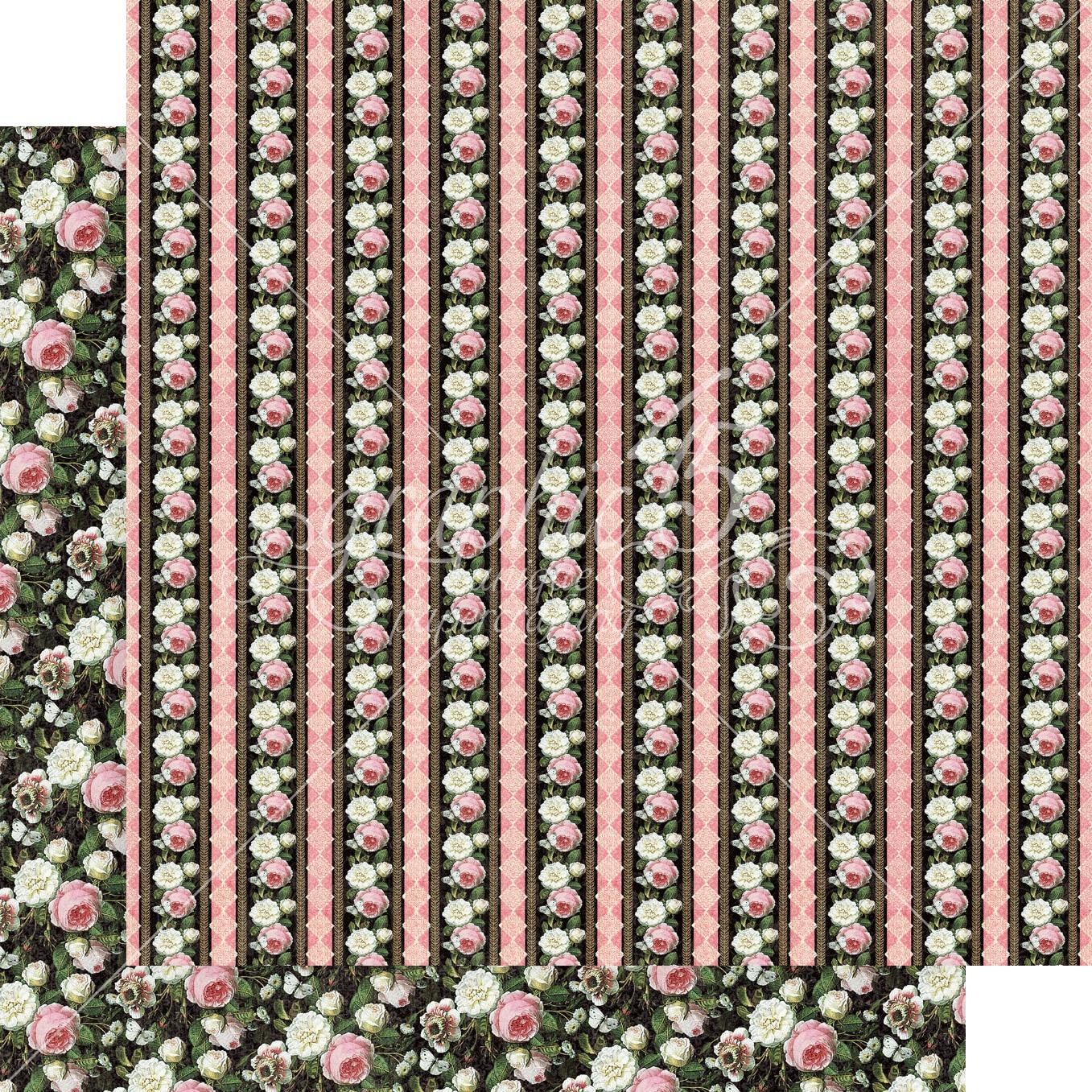 Elegance Double-Sided Cardstock - Lovely 12x12