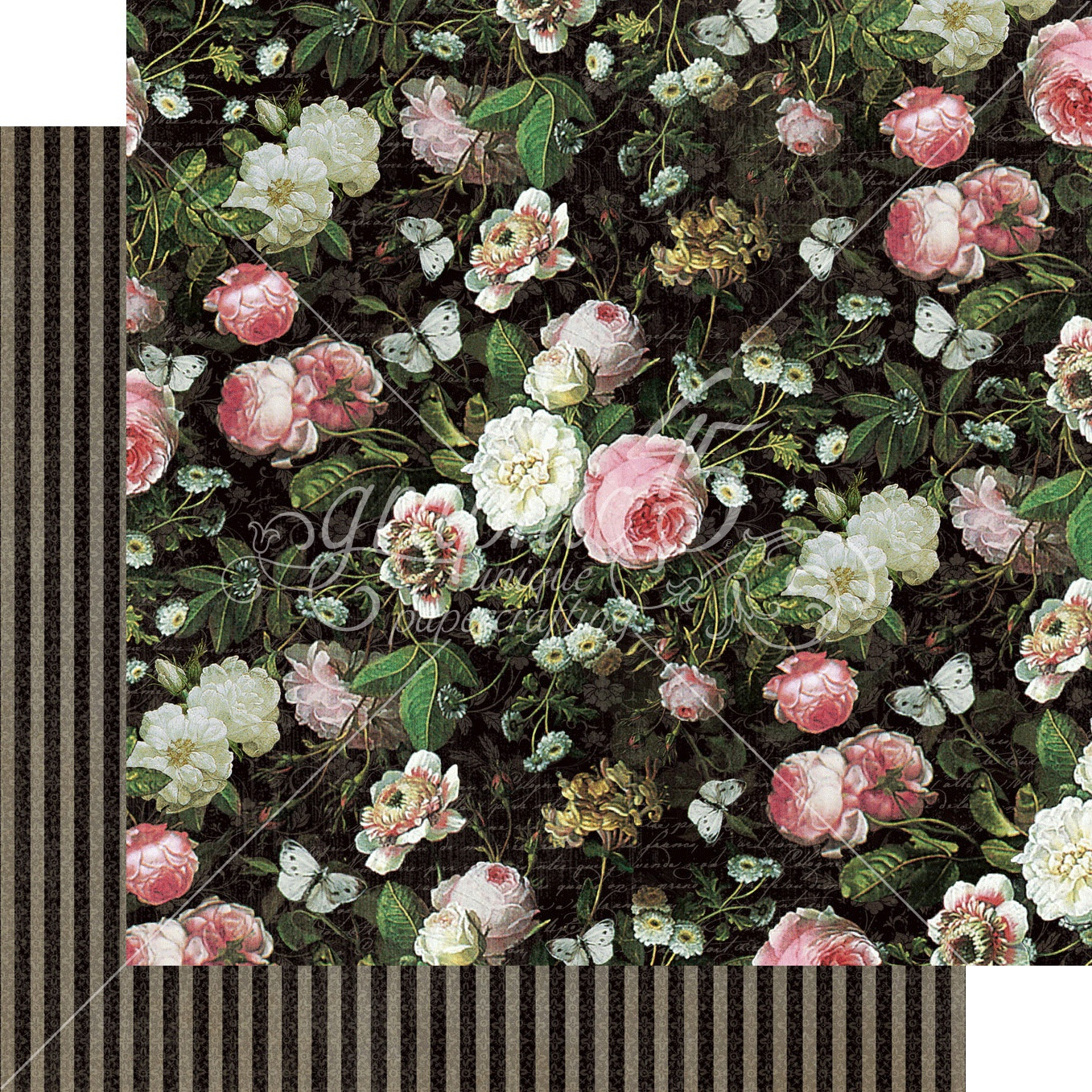 Elegance Double-Sided Cardstock - Exquisite 12x12