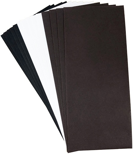 Picket Fence Studios Slimline Envelopes 4.125X9.5-Neutral