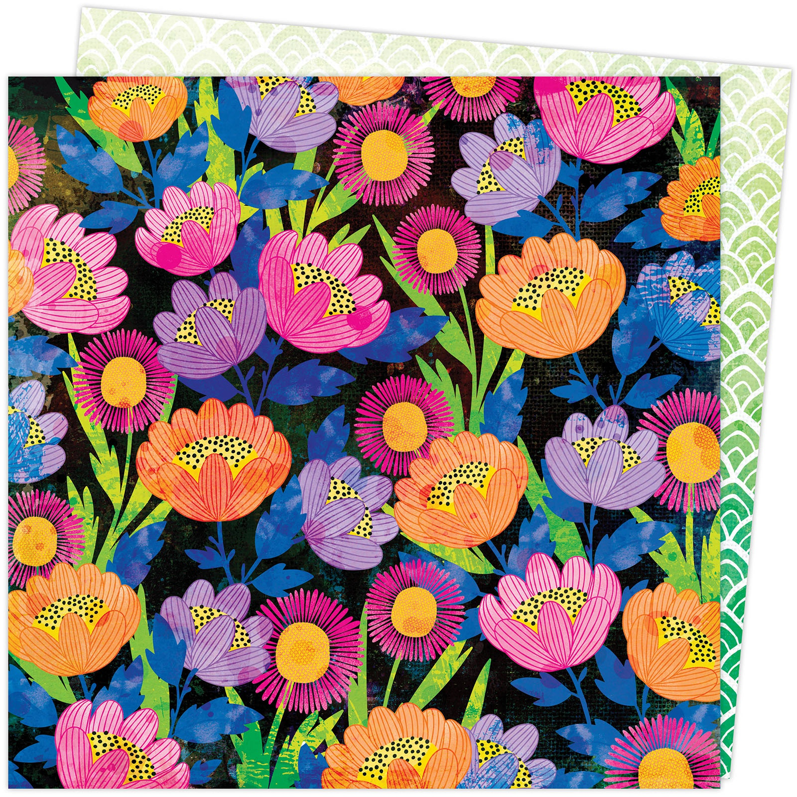 Vicki Boutin Color Study Double-Sided Cardstock 12X12-Sketch Book