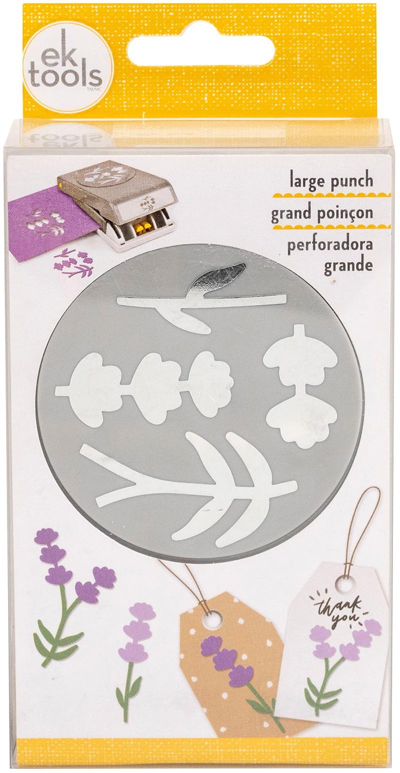 EK Tools Large Punch-Lavender