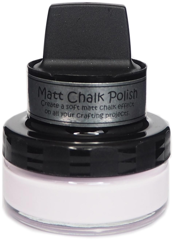 Cosmic Shimmer Matt Chalk Polish - Ballet Slippers