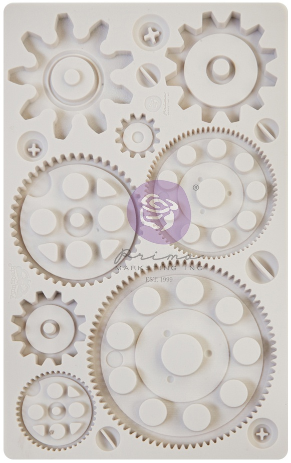 Finnabair Decor Moulds 5X8-Machine Parts