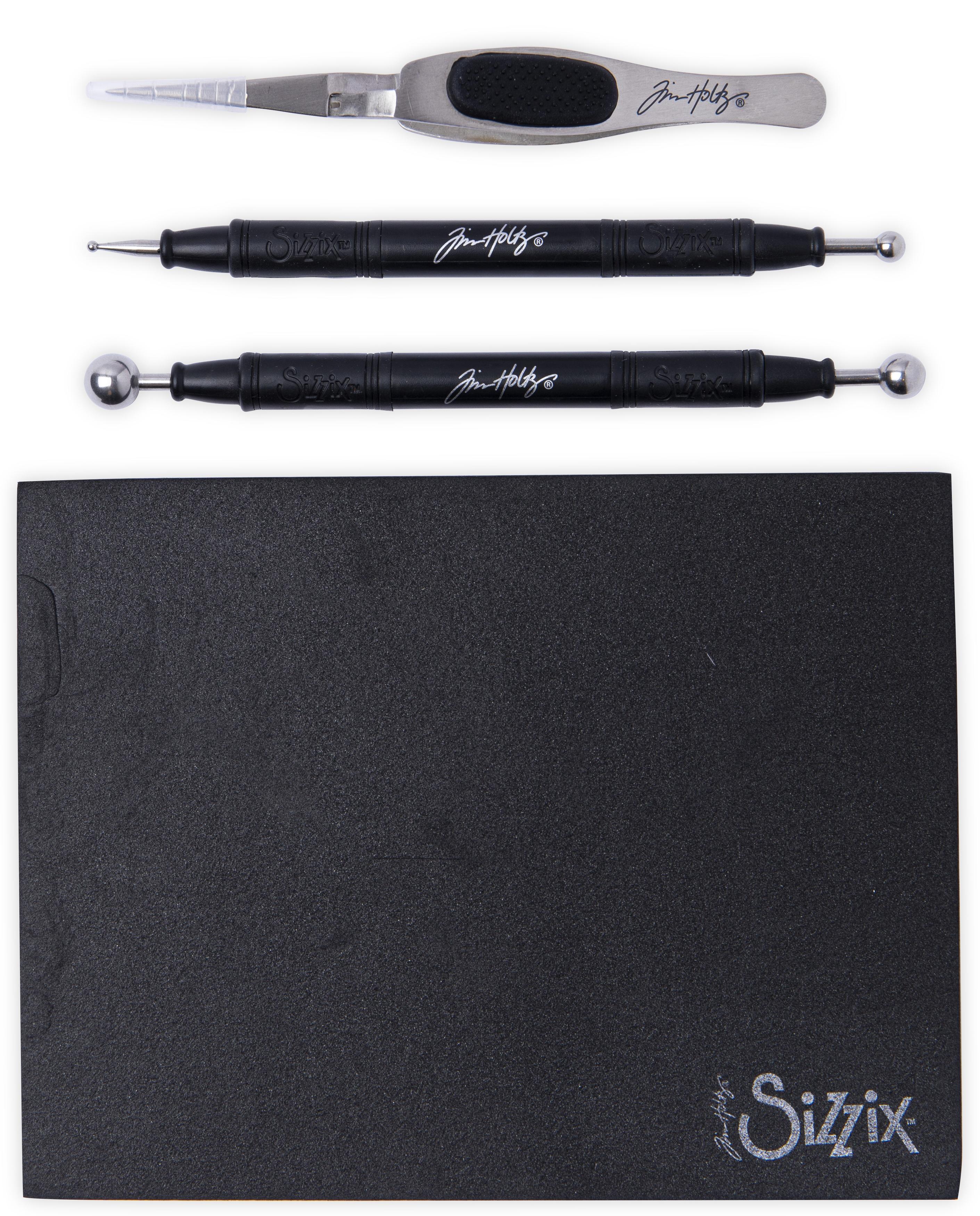 Tim Holtz Tool Shaping Kit-Black