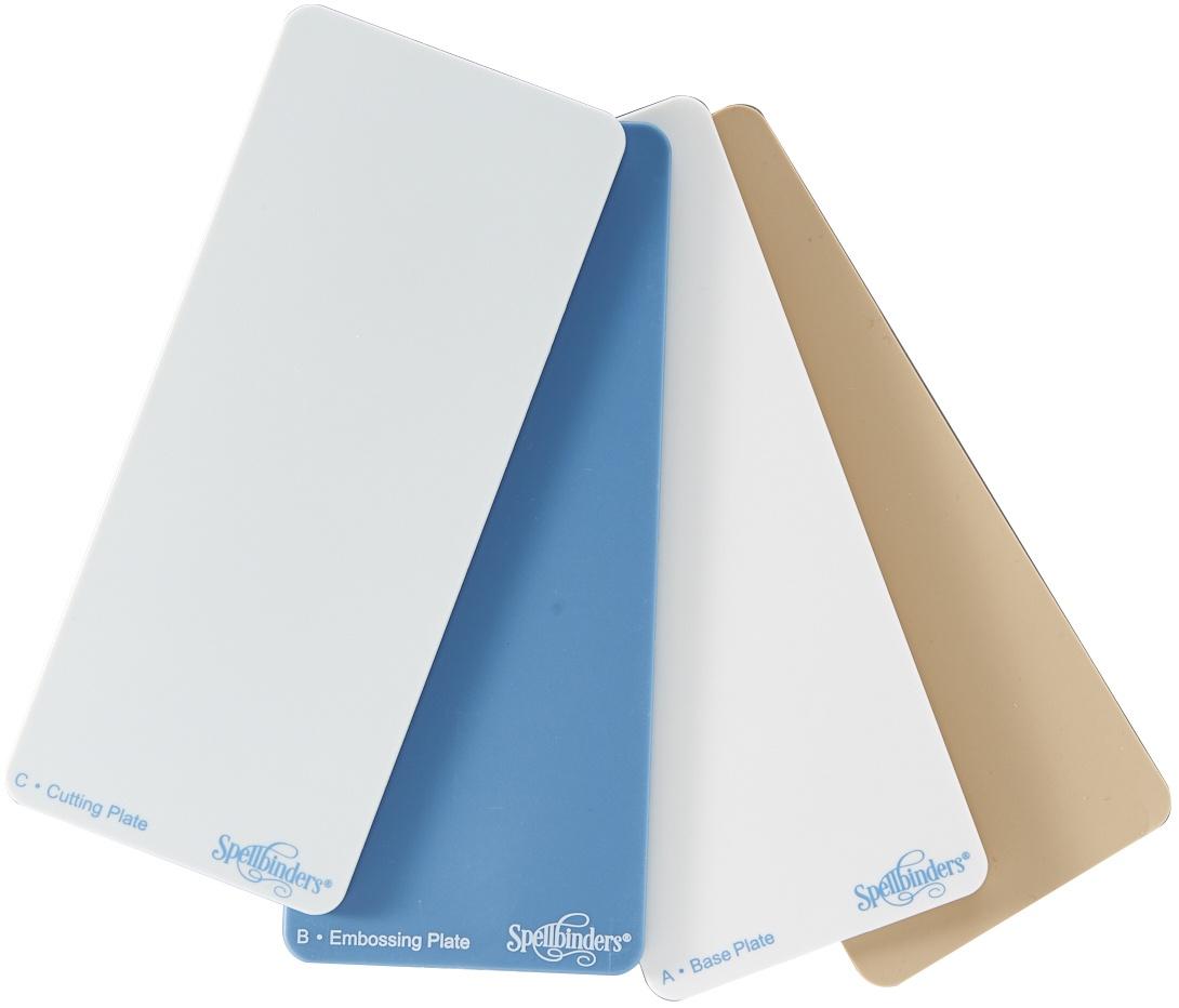 Spellbinders Prizm Replacement Plate Set-