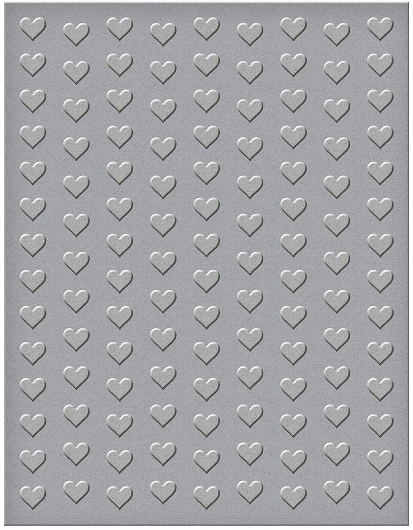 Spellbinders Embossing Folder-Heart & Soul