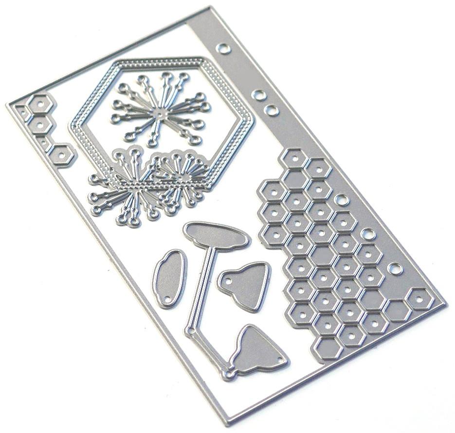 Elizabeth Craft Design Sidekick Planner Essentials Dies - Matrice no. 13