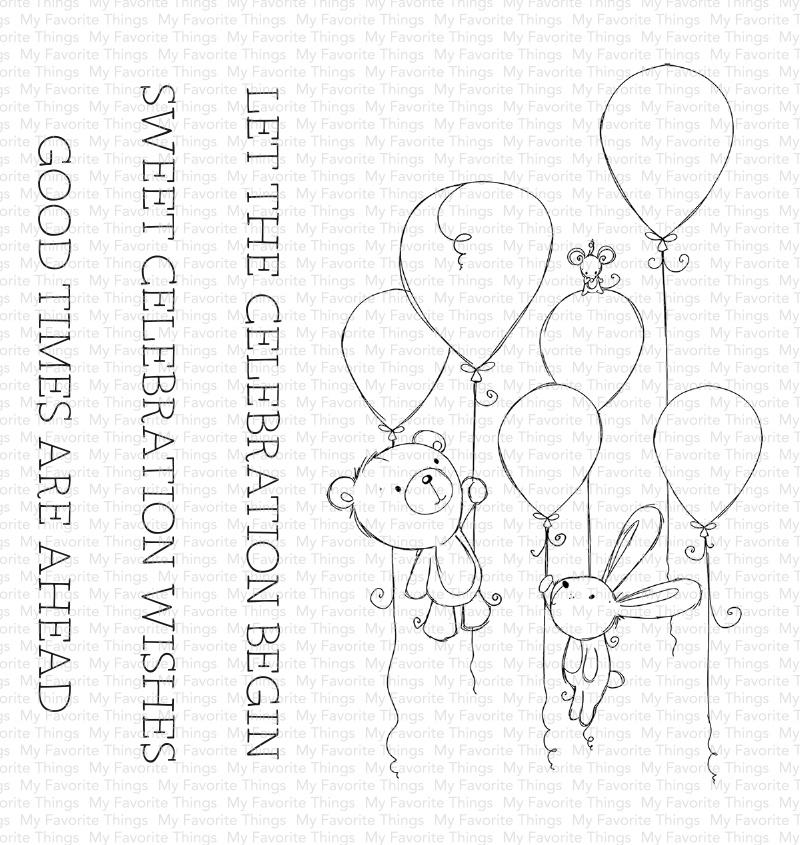 Sweet Celebration Stamp Set