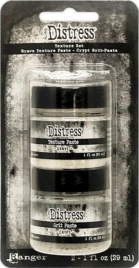 Tim Holtz Distress Texture Set-Halloween