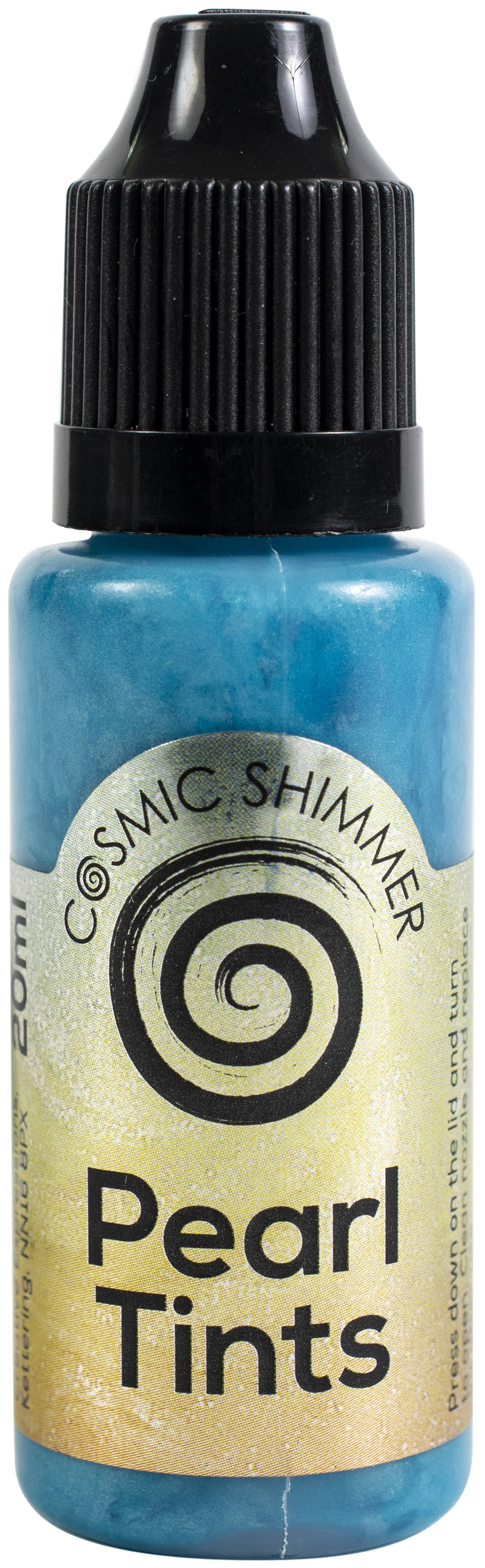 Cosmic Shimmer - Pearl Tints - Majestic Teal