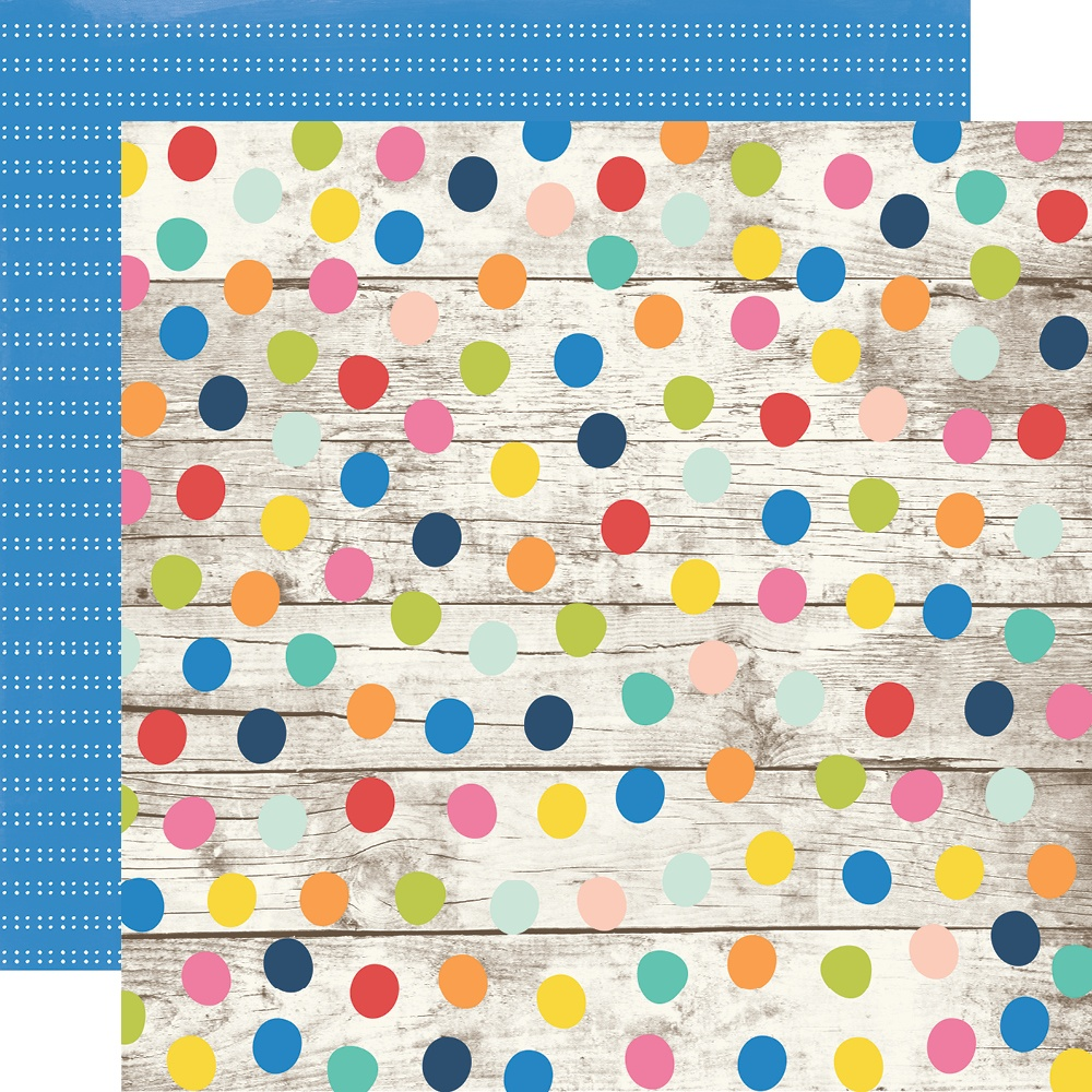 COLLECTION: Sunkissed Double-Sided Cardstock 12X12