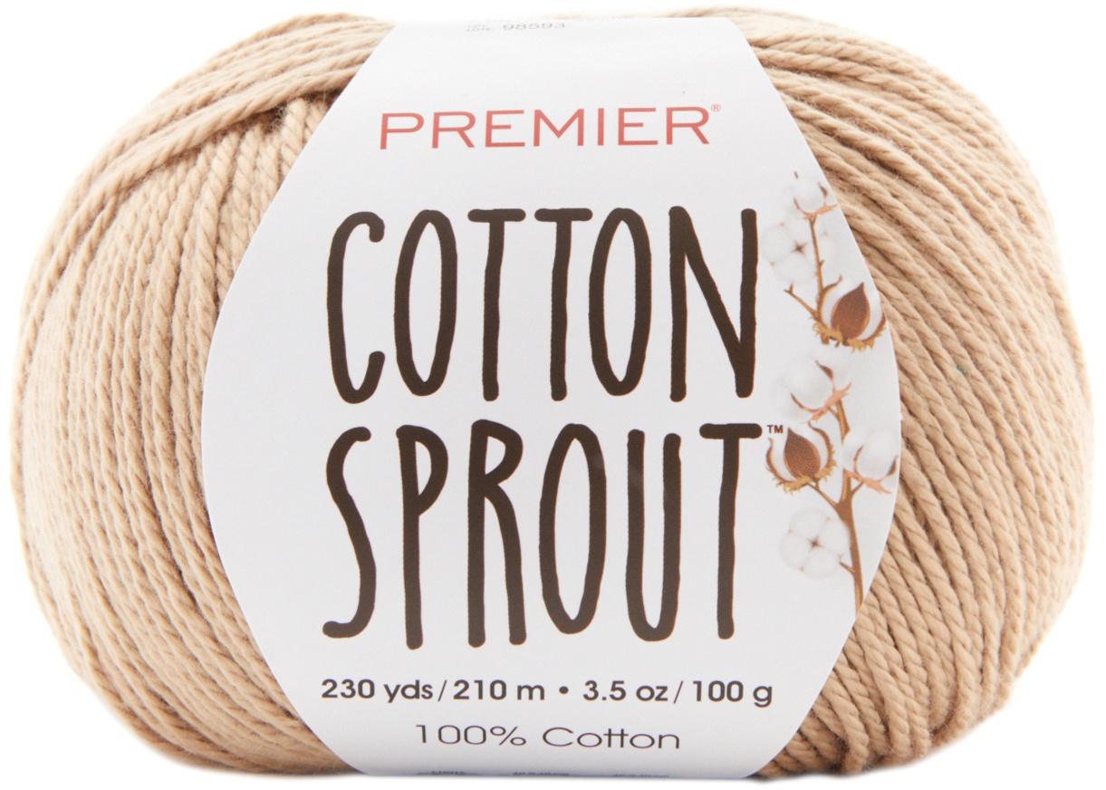 Premier Yarns Cotton Sprout Yarn