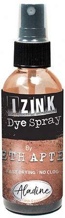 IZINK Dye Spray by Seth Apter - Copper Buff