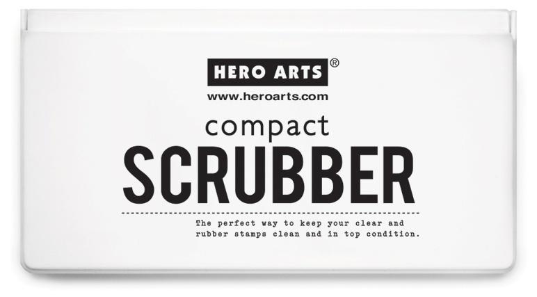 Hero Arts Compact Scrubber Pad-