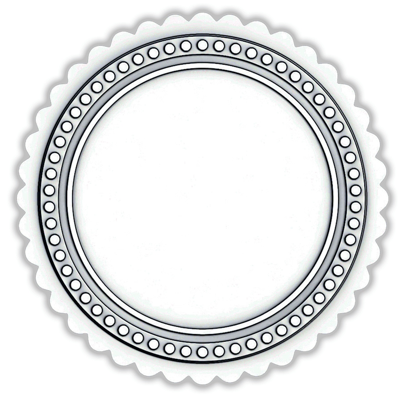 Sizzix - Switchlits Embossing Folder - Seal by Tim Holtz