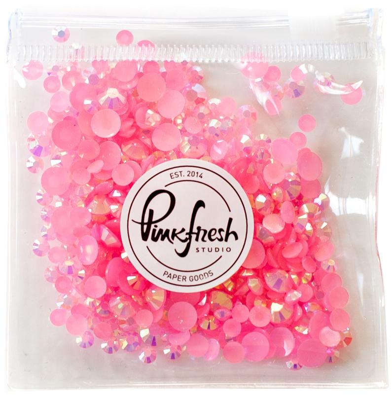 New! Pinkfresh Jewel Essentials-Bubblegum