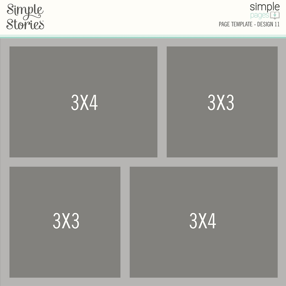 SS Simple Pages Page Template-(1) 2-3X4 & 2-3X3