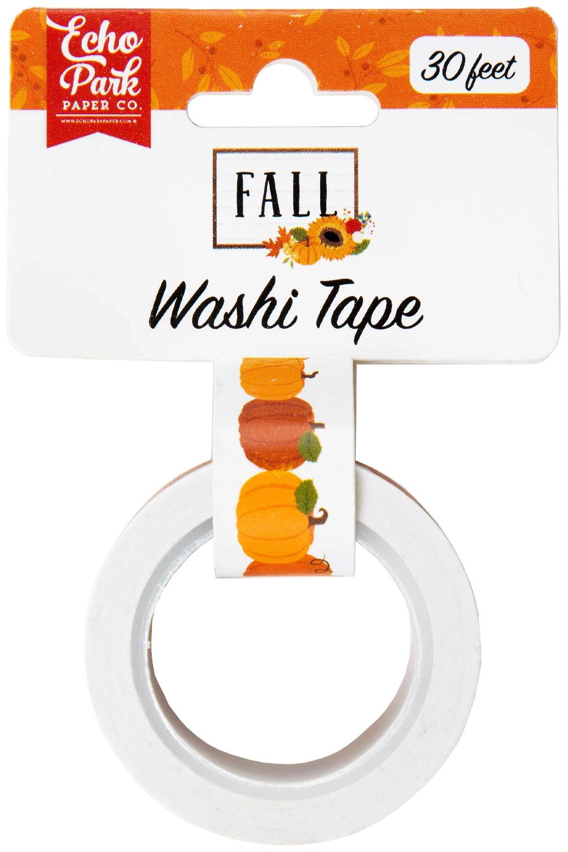 Echo Park - Washi Tape - Sweet Pumpkins