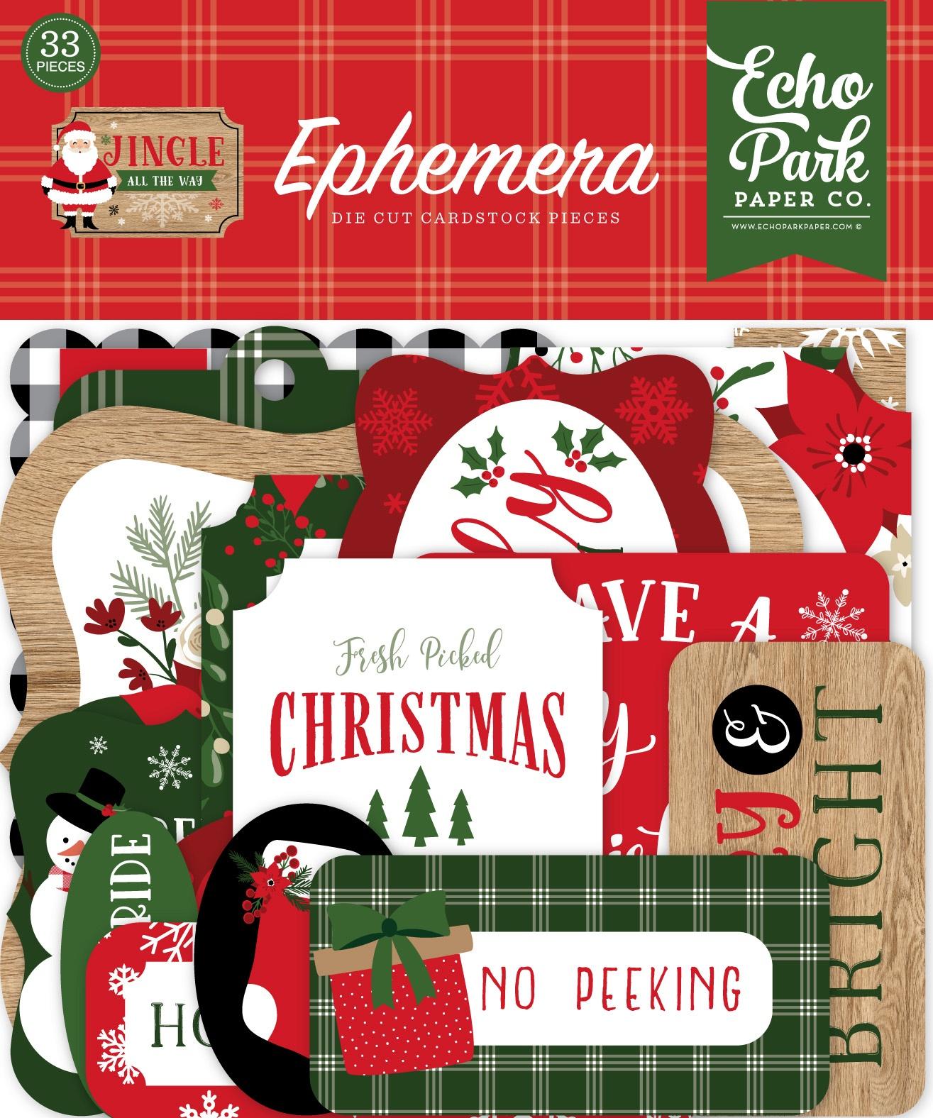 Echo Park - Jingle All The Way - Ephemera