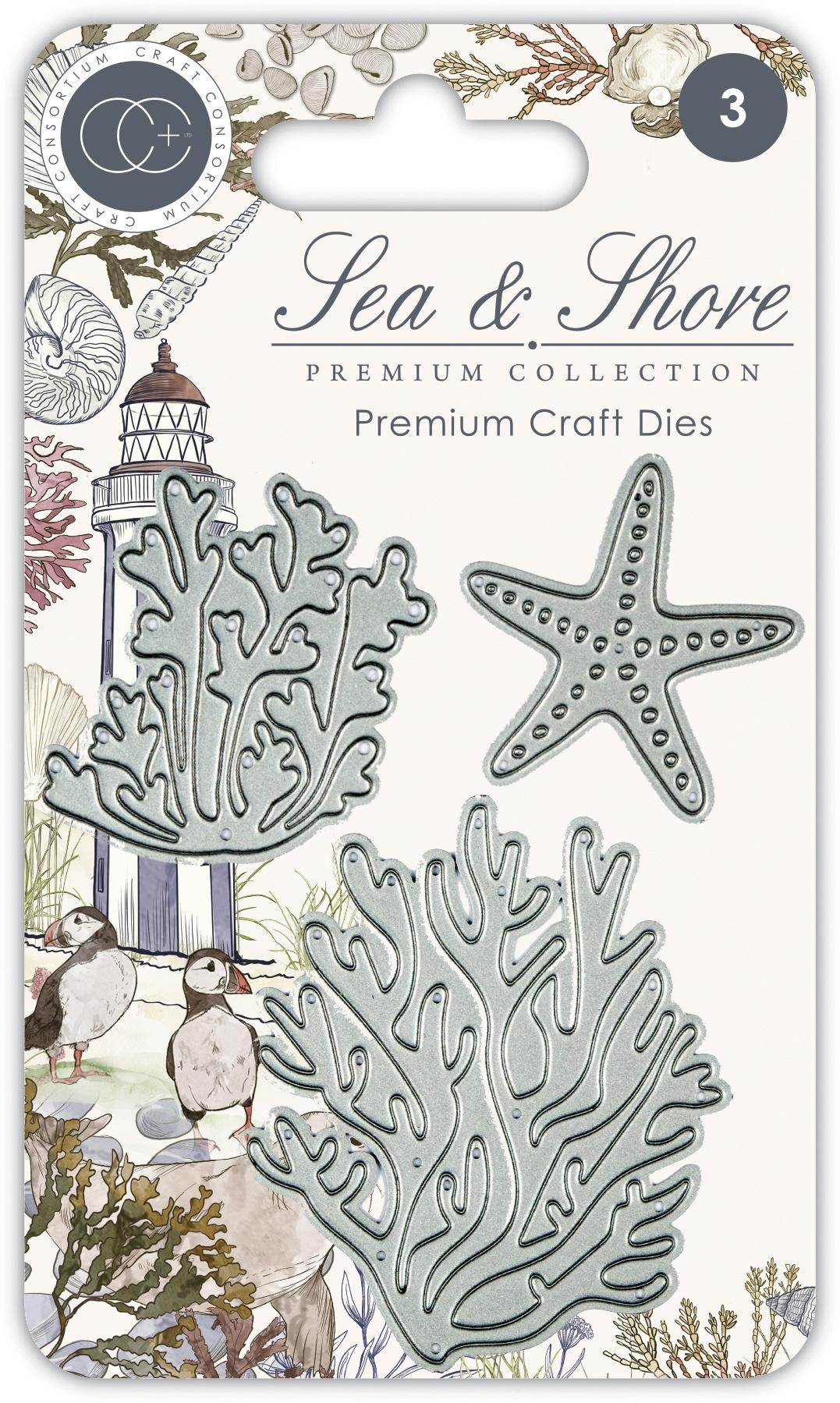 Sea & Shore Die