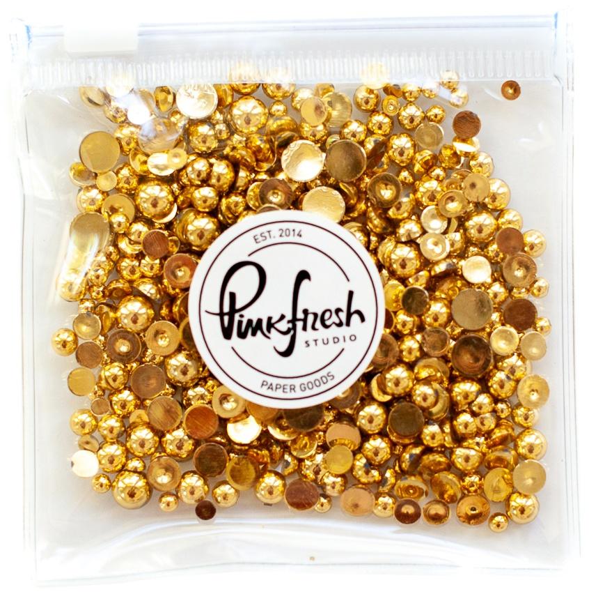 Pinkfresh Jewel Essentials-Gold