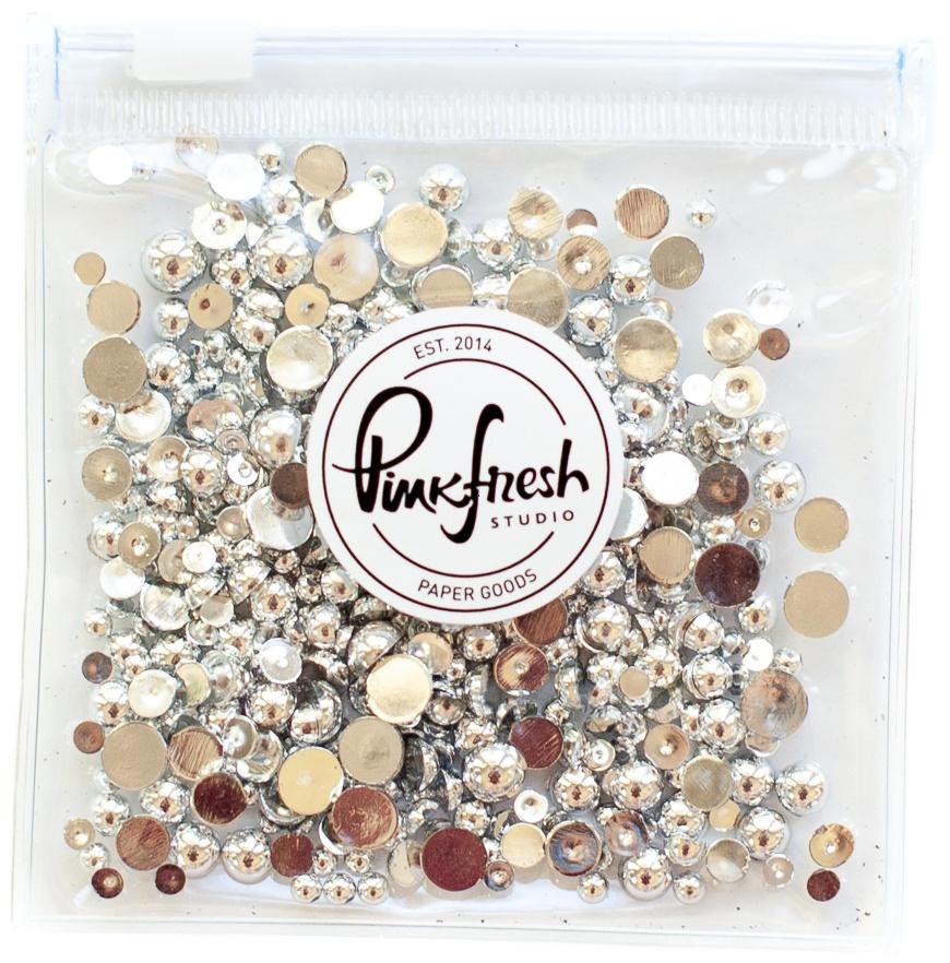 Pinkfresh Jewel Essentials-Silver