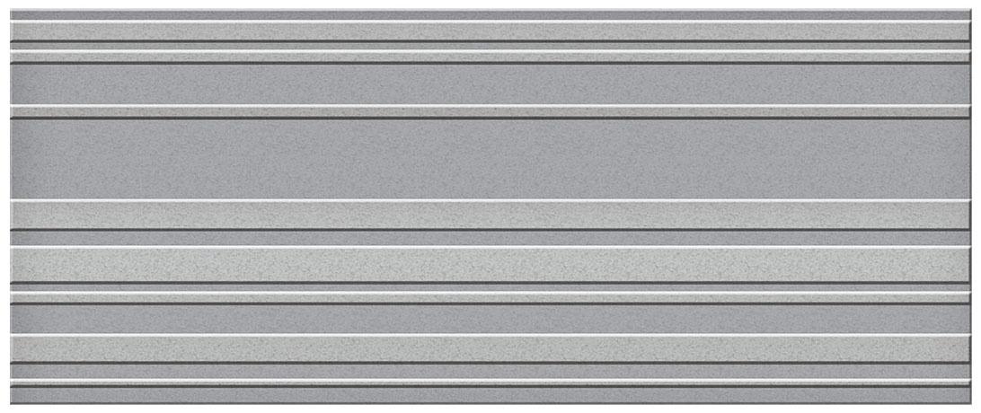 Spellbinders Embossing Folder-Striped Slimline