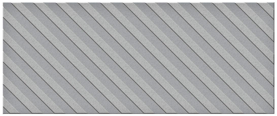 Spellbinders Embossing Folder - Diagonal Stripes Slimline