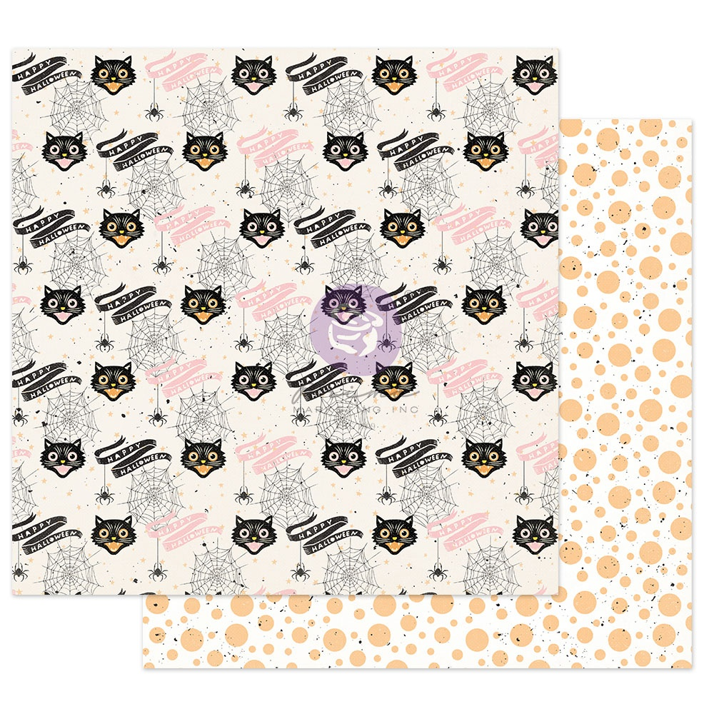 Thirty-One By Frank Garcia Double-Sided Cardstock 12X12-Magic & Potions, W/Foi...