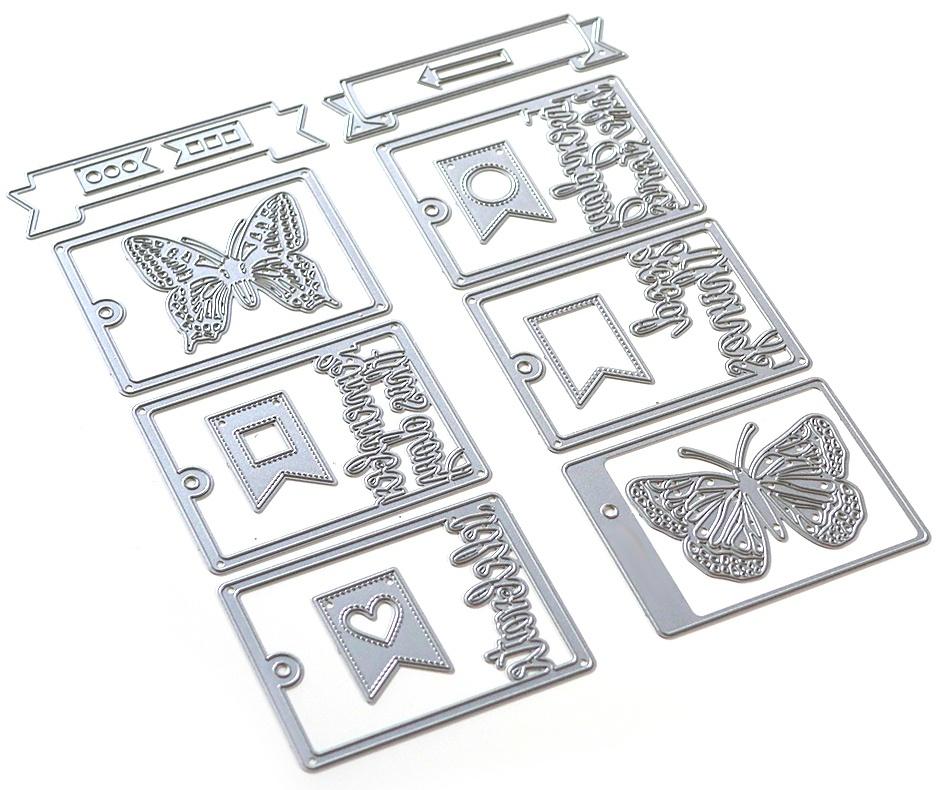 Elizabeth Craft Metal Die-Planner Essentials 42