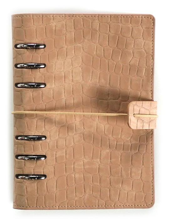 Elizabeth Craft Sidekick Personal Planner-Desert Sand