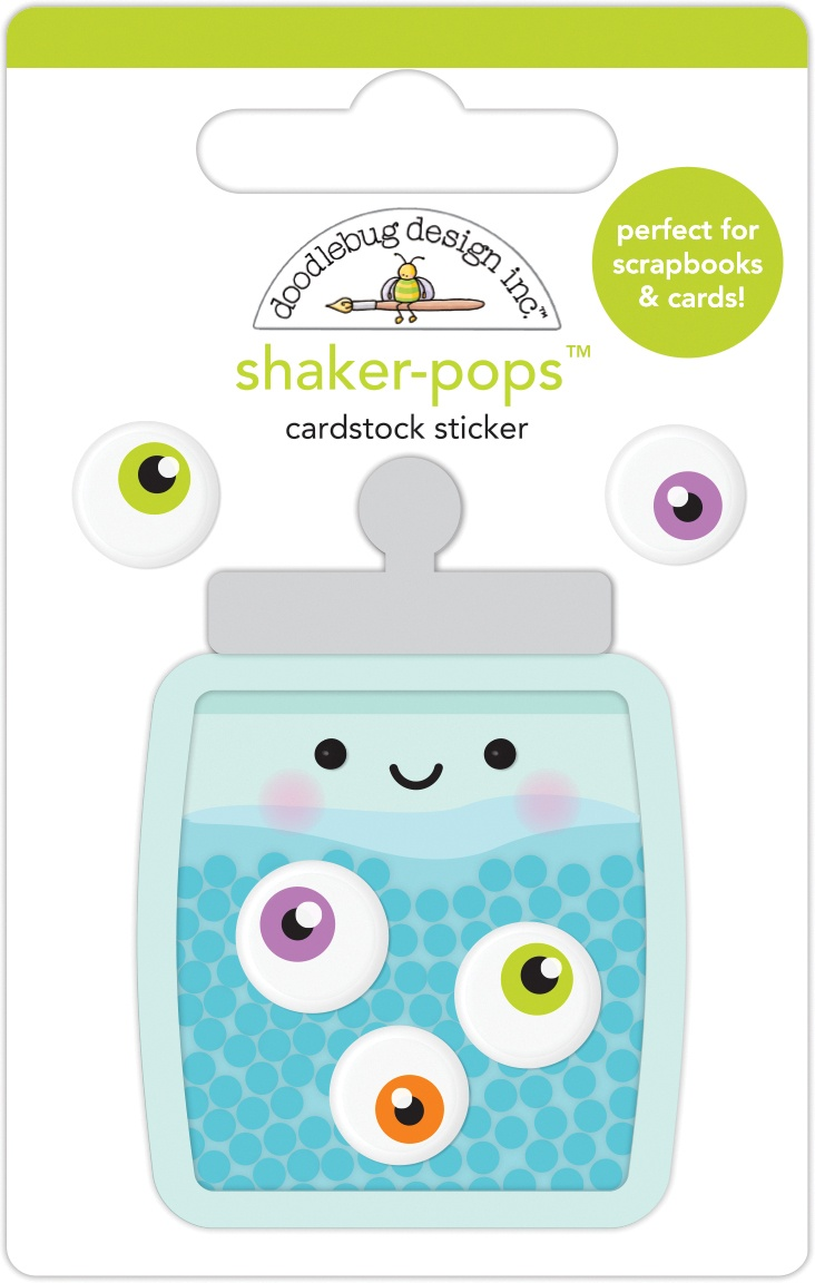 Doodlebug - Shaker-Pops - Eye Candy