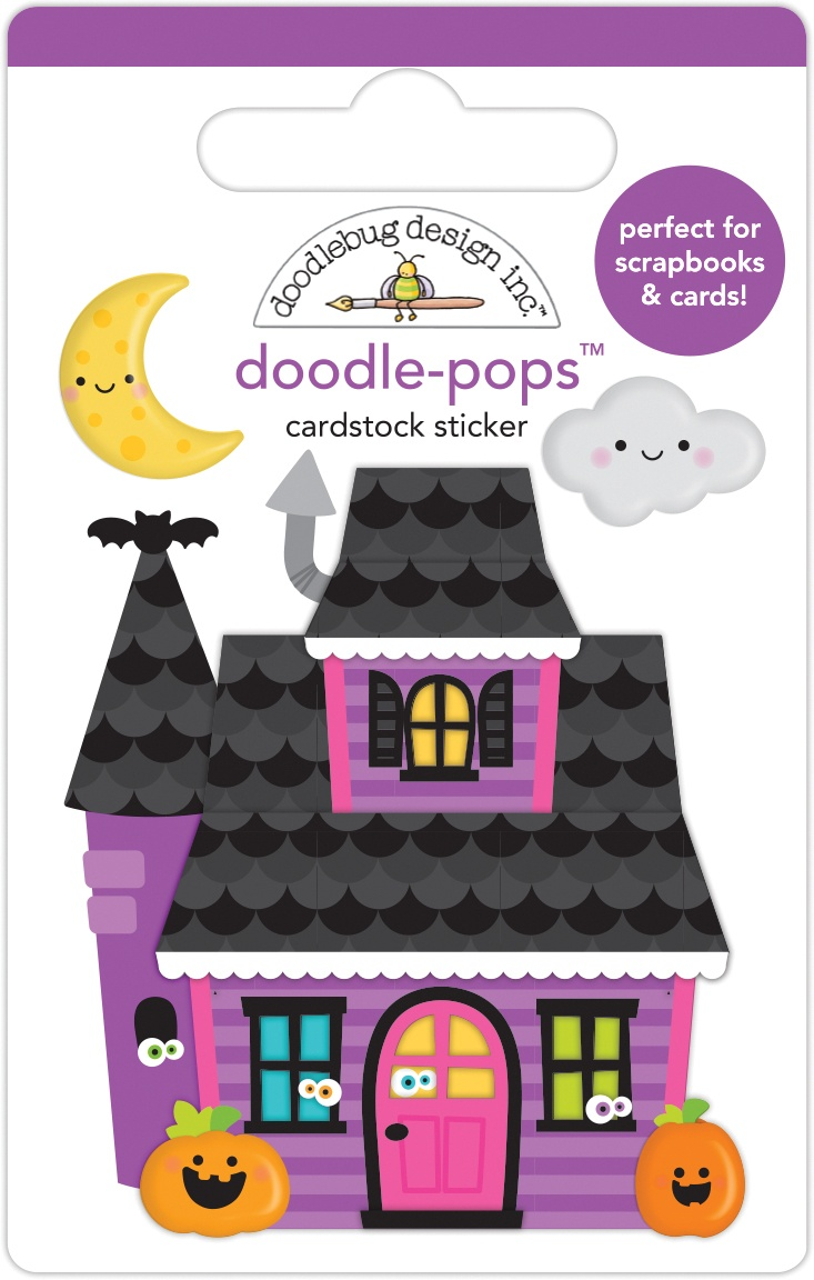 Doodlebug - Doodle-Pops - Happy Haunting
