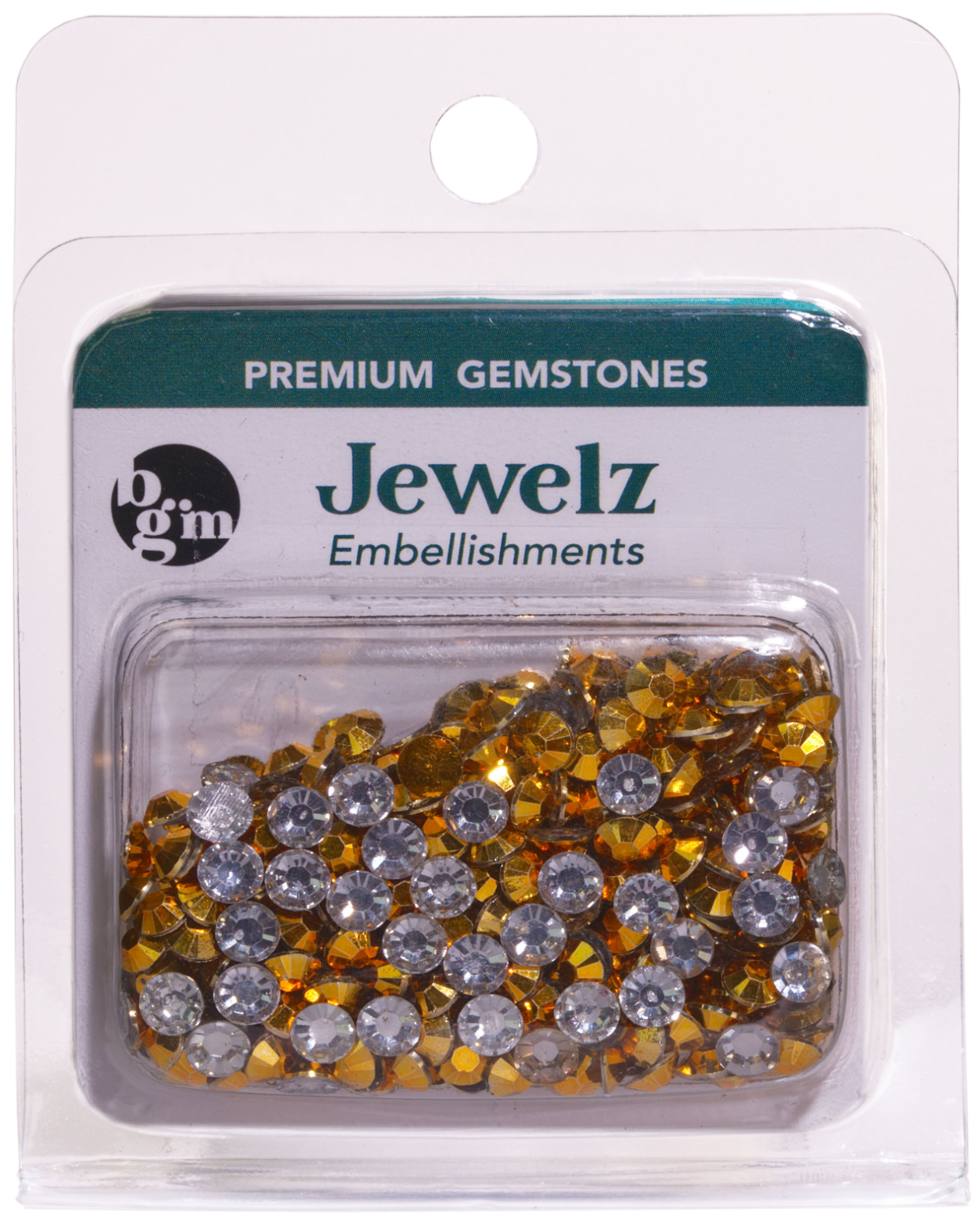Buttons Galore - Jewelz - Gold
