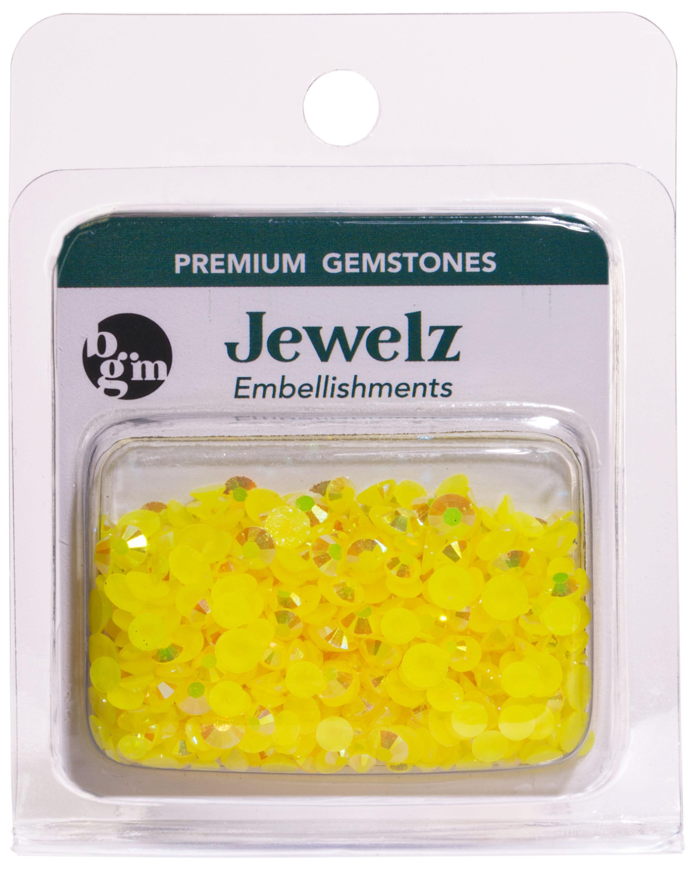 Buttons Galore - Jewelz - Lemon AB
