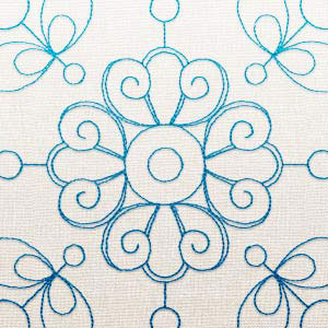 OESDQuilting Blooms CD