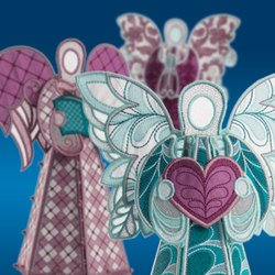 Freestanding Angels CD