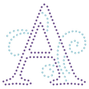 Scrollwork Alphabet Design Works Collection CD