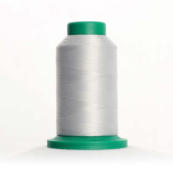 0182 Saturn Gray Polyester Thread Isacord 1094yd