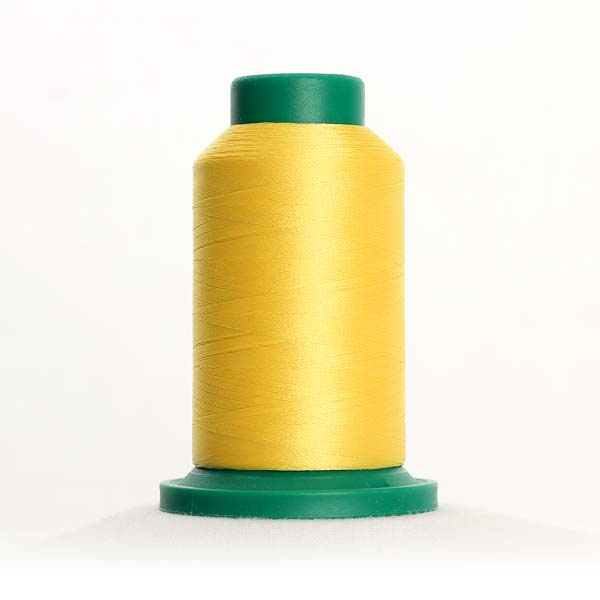 0310 Yellow Polyester Thread Isacord 1094yd