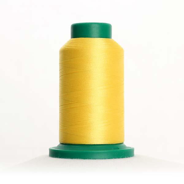 0310 Yellow Isacord Thread