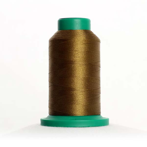 0345 Moss Polyester Thread Isacord 1094yd