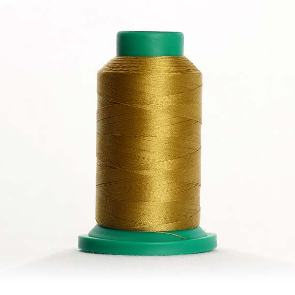 ISACORD #0442  Tarnished Gold poly 1094 yds
