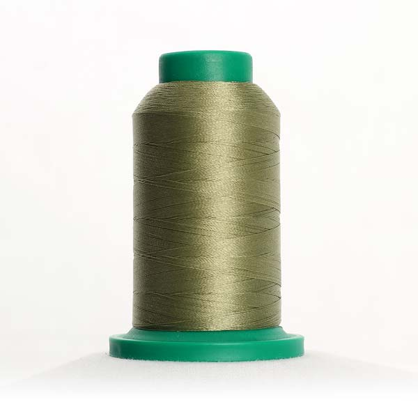 0453 Army Drab Polyester Thread Isacord 1094yd