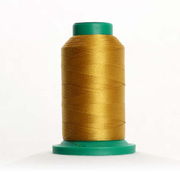 0542 Ochre Polyester Thread Isacord 1094yd